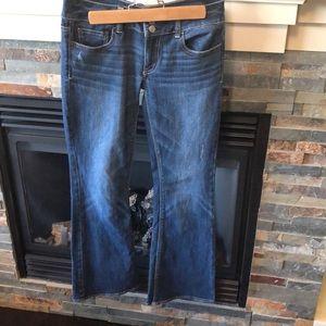 American eagle women's  jeans size 6x 29L